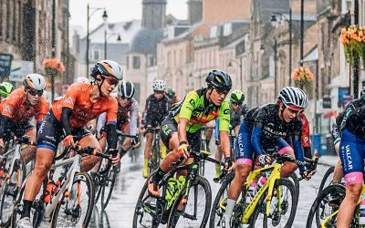 Motorola solutions & Roadphone NRB are communications partners for the inaugural women's tour of Scotland