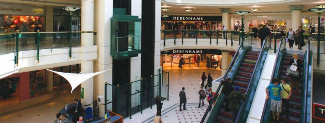MOTOTRBO™ Enhances Staff Productivity and Safety at The Glades Shopping Centre