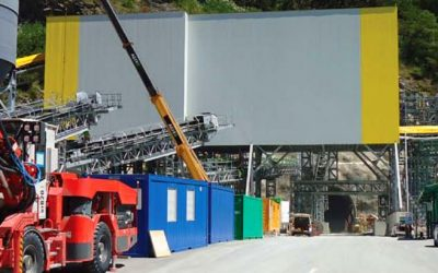 MOTOTRBO™ Dispatch Solution in Swiss Tunnel